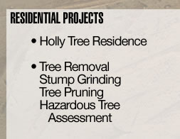 Residential projects Job description Testimonials